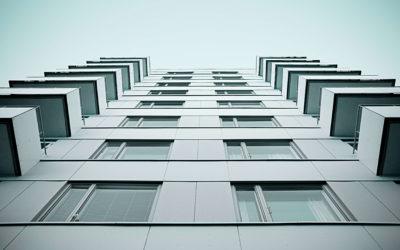 Metraże nowo powstających mieszkań