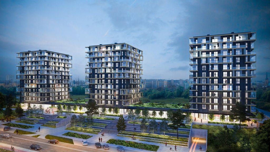 Katowice: mieszkania na sprzedaż wciąż w orbicie zainteresowania inwestorów indywidualnych